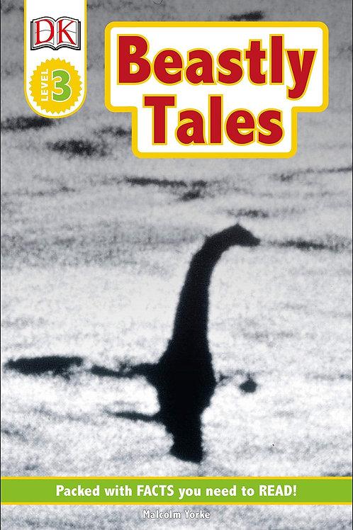 DK Readers: Beastly Tales (DK Readers Level 3)