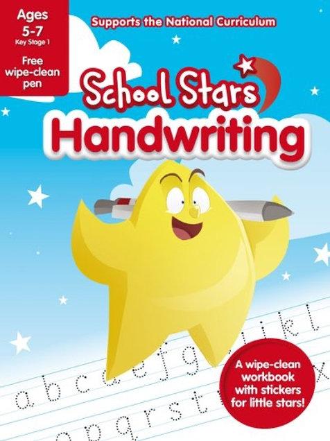 School Stars - Handwriting (Ages 5-7)