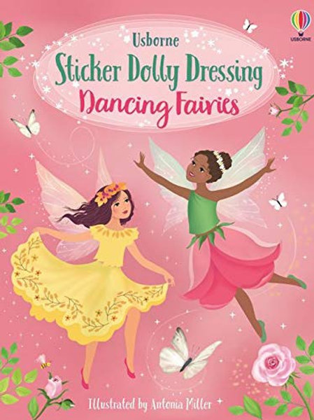 Sticker Dolly Dressing - Dancing Fairies