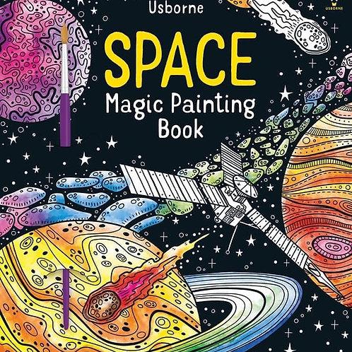 Usborne Magic Painting - Space