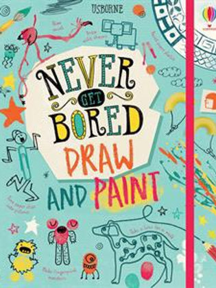 Never Get Bored - Draw & Paint