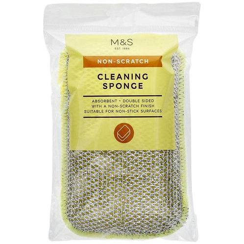 M&S Non Scratch Cleaning Sponge