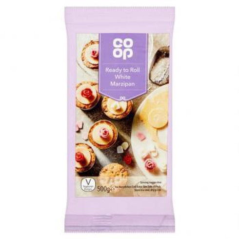 Co-op Ready to Roll White Marzipan