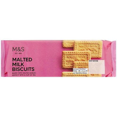M&S Malted Milk Biscuits