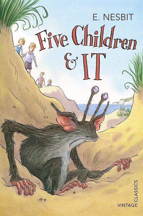 Five Children & It by E. Nesbit