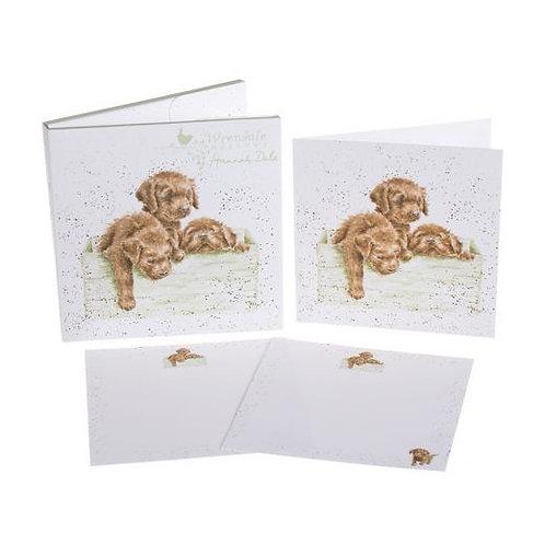 'Box of Chocolates' Notecard Pack