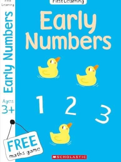 Early Number - Ages 3+
