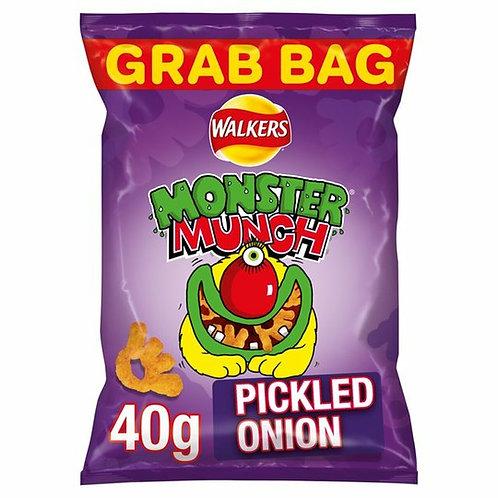 Monster Munch Pickled Onion Grab Bag