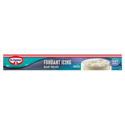 Dr Oetker Ready Rolled Fondant Icing