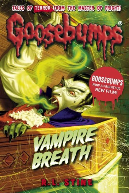 Goosebumps - Vampire Breath