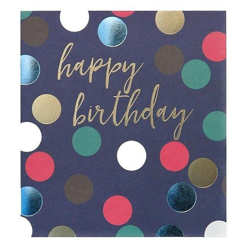 Happy Birthday Card (Caroline Gardner)