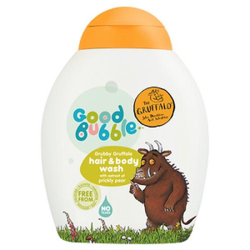 Good Bubble Grubby Gruffalo Hair & Body Wash