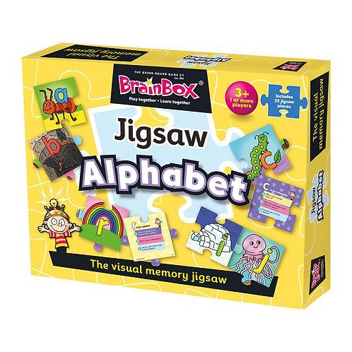 Brainbox Jigsaw - Alphabet