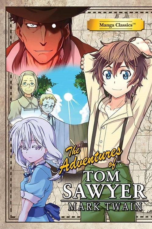 Manga Classics - The Adventures of Tom Sawyer