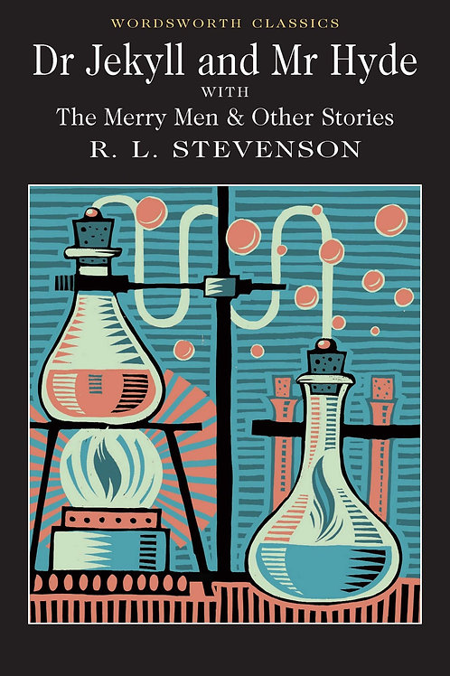 Dr Jekyll and Mr Hyde by RL Stevenson