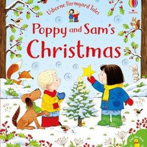 Poppy and Sam's Christmas - Board Book