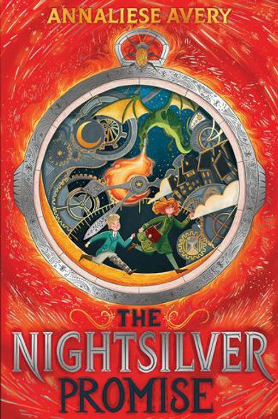 The Nightsilver Promise New by Annaliese Avery