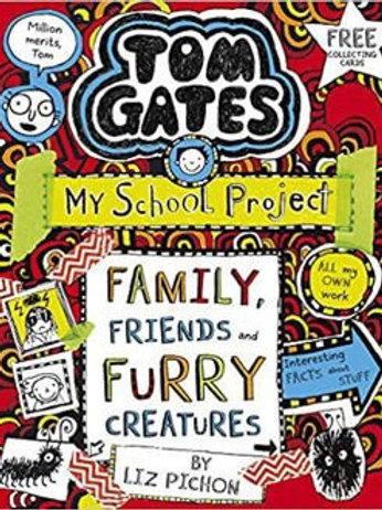 Tom Gates: My School Project