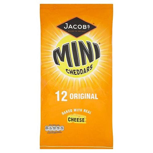 Mini Cheddars Multipack