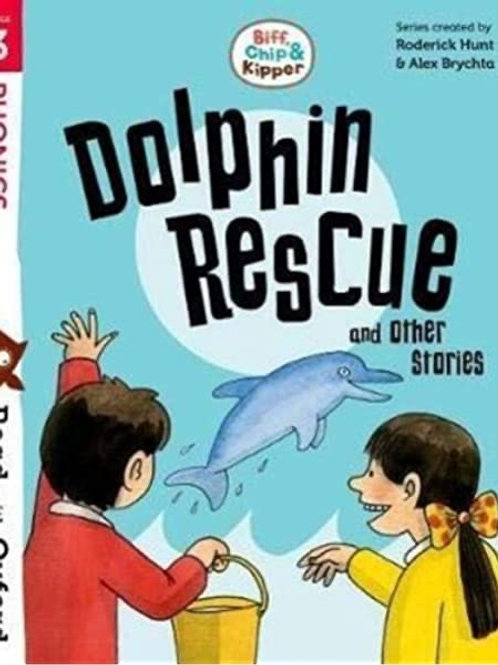 Stage 3 - Dolphin Rescue & Other Stories