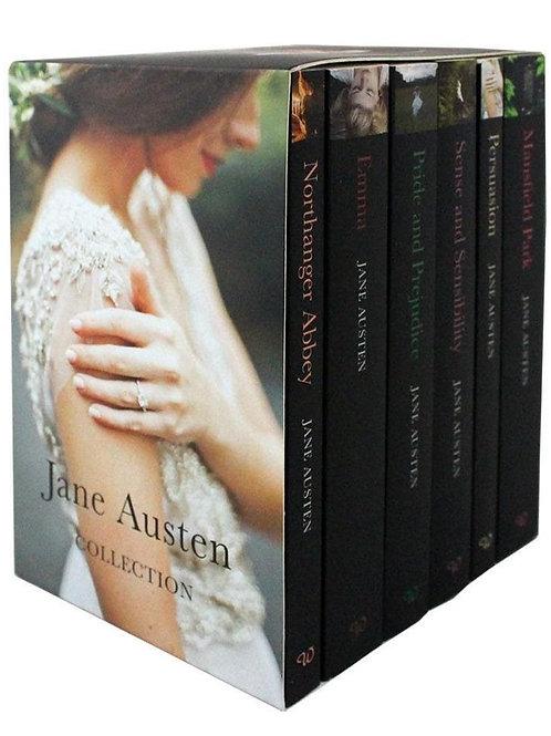 Jane Austen 6 Book Collection Box Set