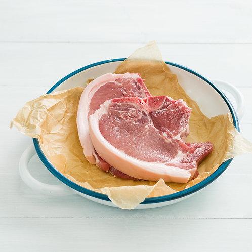 Pork Loin Chops (BBQ Pre-order)