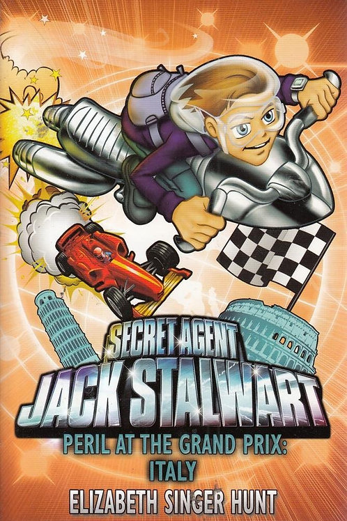 Jack Stalwart - Peril at the Grand Prix: Italy