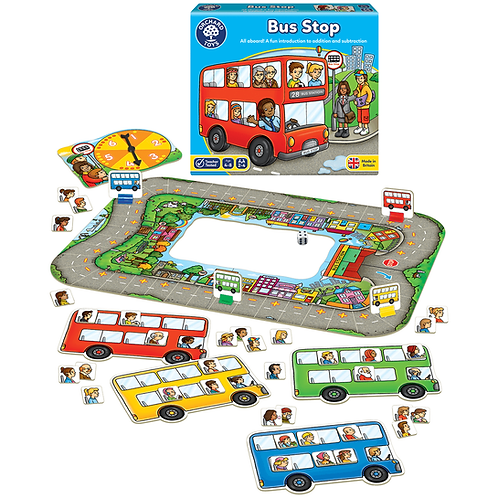 Bus Stop - Orchard Toys Game
