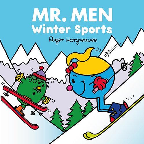 Mr Men Winter Sports