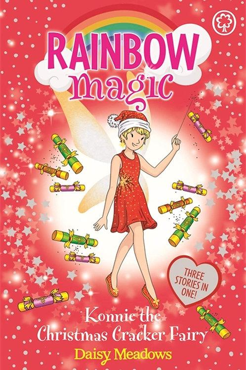 Rainbow Magic - Konnie the Christmas Cracker Fairy