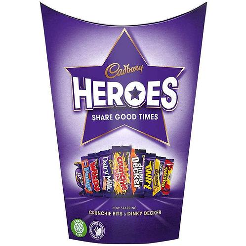 Cadbury's Heroes Small Tub
