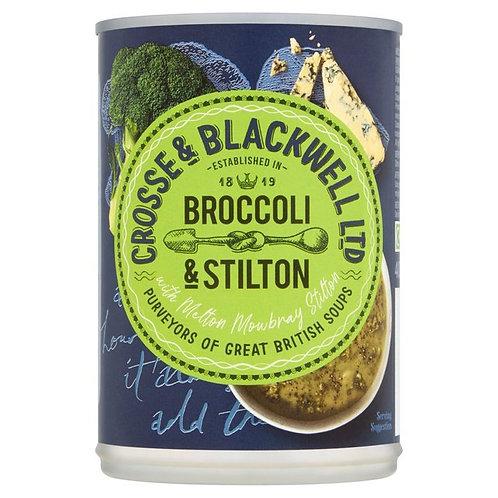 Crosse & Blackwell Best of British Broccoli & Stilton