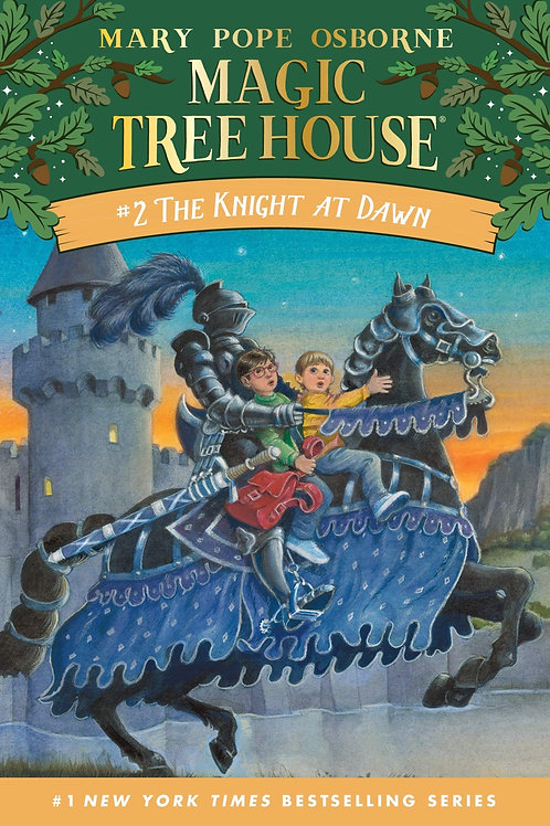 Magic Tree House - The Knight at Dawn