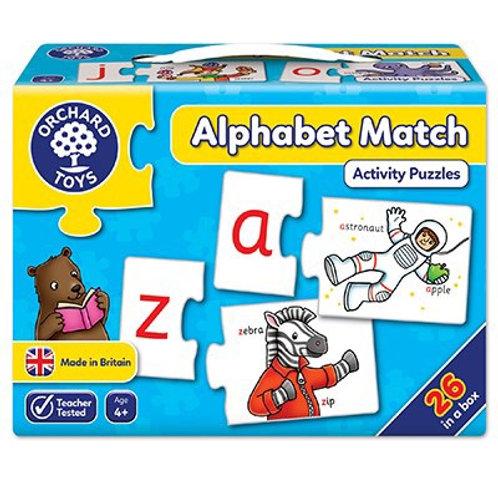 Alphabet Match Orchard Toys