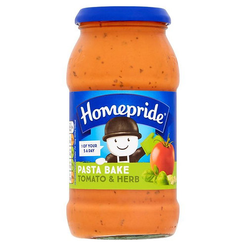Homepride Pasta Bake Tomato & Herb