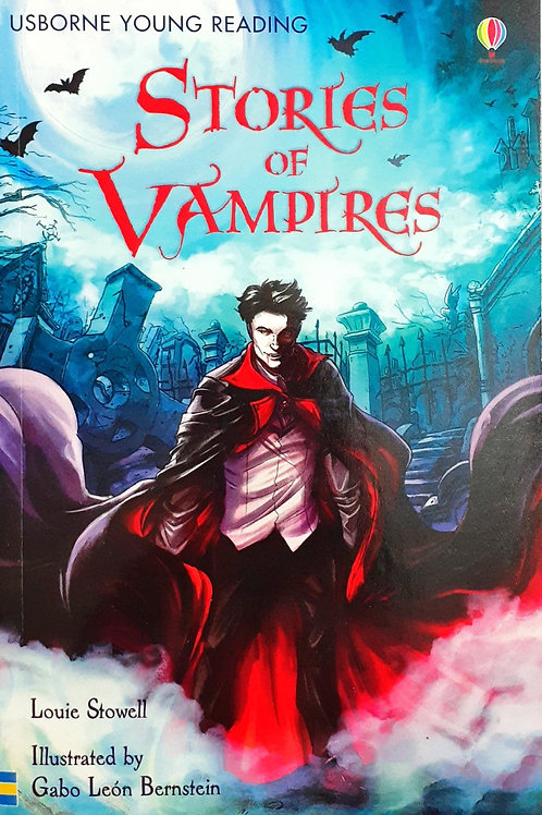 Stories of Vampires (Usborne Young Reading Series 3)