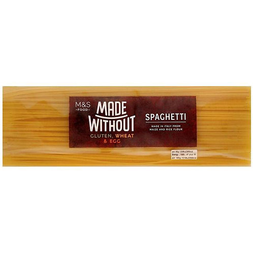 M&S Made Without Spaghetti