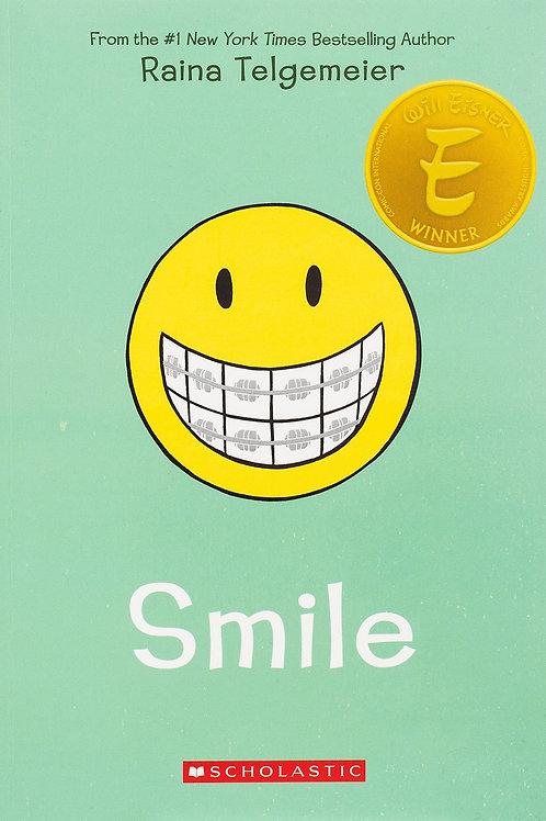 Smile by Raina Telgemeier