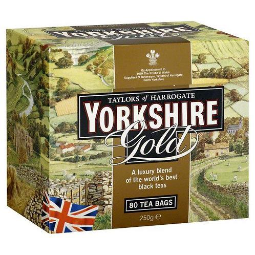 Yorkshire Tea - Gold