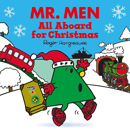 Mr Men All Abroad for Christmas