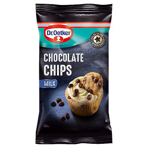 Dr. Oetker Chocolate Chips Milk