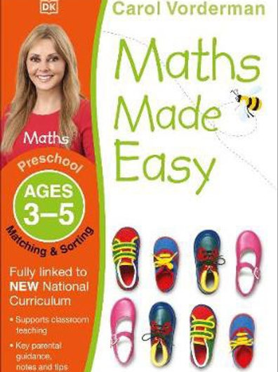 Maths Made Easy - Matching & Sorting