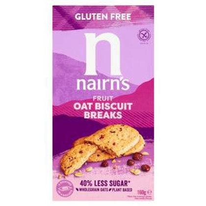 Nairn's Biscuit Break Oat & Fruit