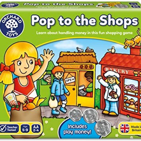 Pop to the Shops Game (Orchard Toys)