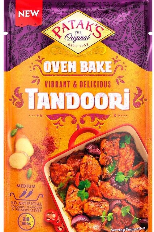 Tandoori Oven Bake