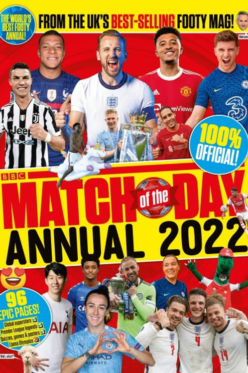 Match of the Day Annual 2022
