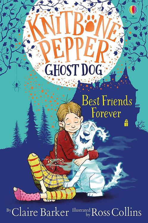 Knitbone Pepper Ghost Dog - Beat Friends Forever