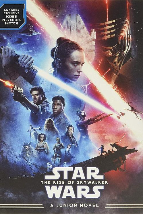 Star Wars The Rise of Skywalker Junior Novel