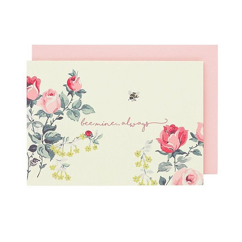 Bee Mine... Always - Cath Kidston Card