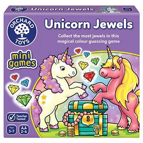 Unicorn Jewels Mini Game (Orchard Toys)